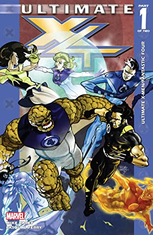 Ultimate X-Men/Ultimate Fantastic Four (2005) #1