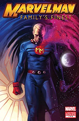 Marvelman: Family's Finest (2010-2011) #1