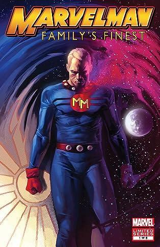Marvelman: Family's Finest (2010-2011) #1