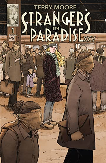 Strangers In Paradise XXV #1