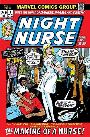 Night Nurse (1972-1973) #1