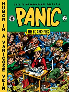The EC Archives: Panic Vol. 2