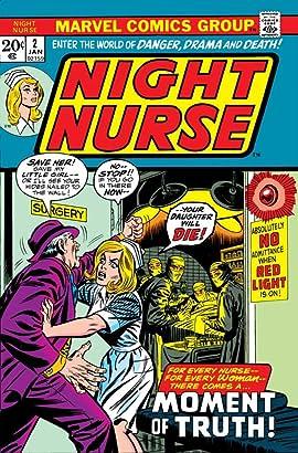 Night Nurse (1972-1973) #2