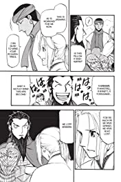 The Heroic Legend of Arslan #55