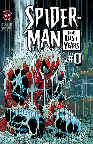 Spider-Man: The Lost Years #0