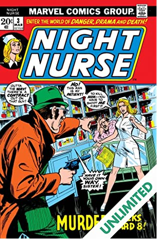 Night Nurse (1972-1973) #3
