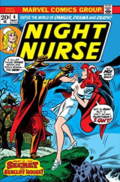 Night Nurse (1972-1973) #4
