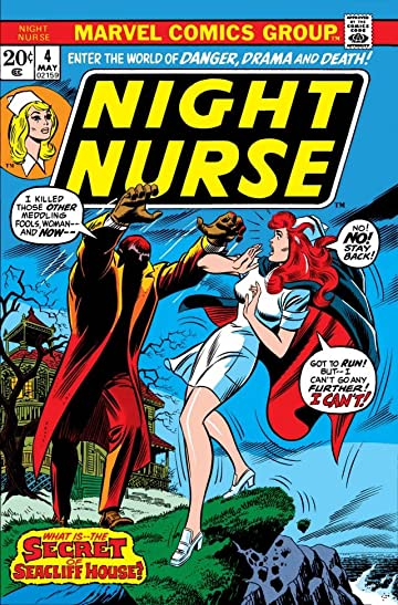 Night Nurse (1972-1973) #4