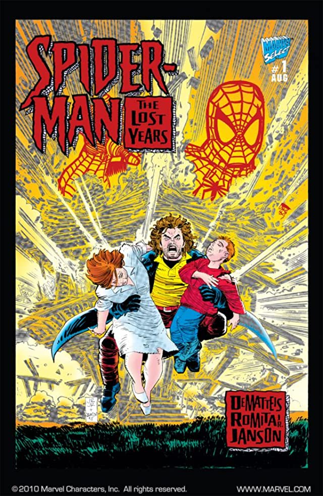 Spider-Man: The Lost Years #1