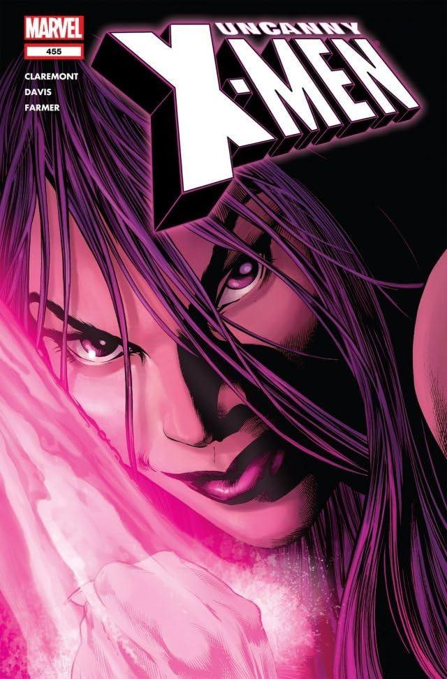 Uncanny X-Men (1963-2011) #455