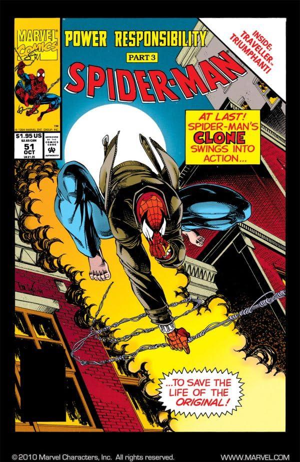 Spider-Man (1990-1998) #51