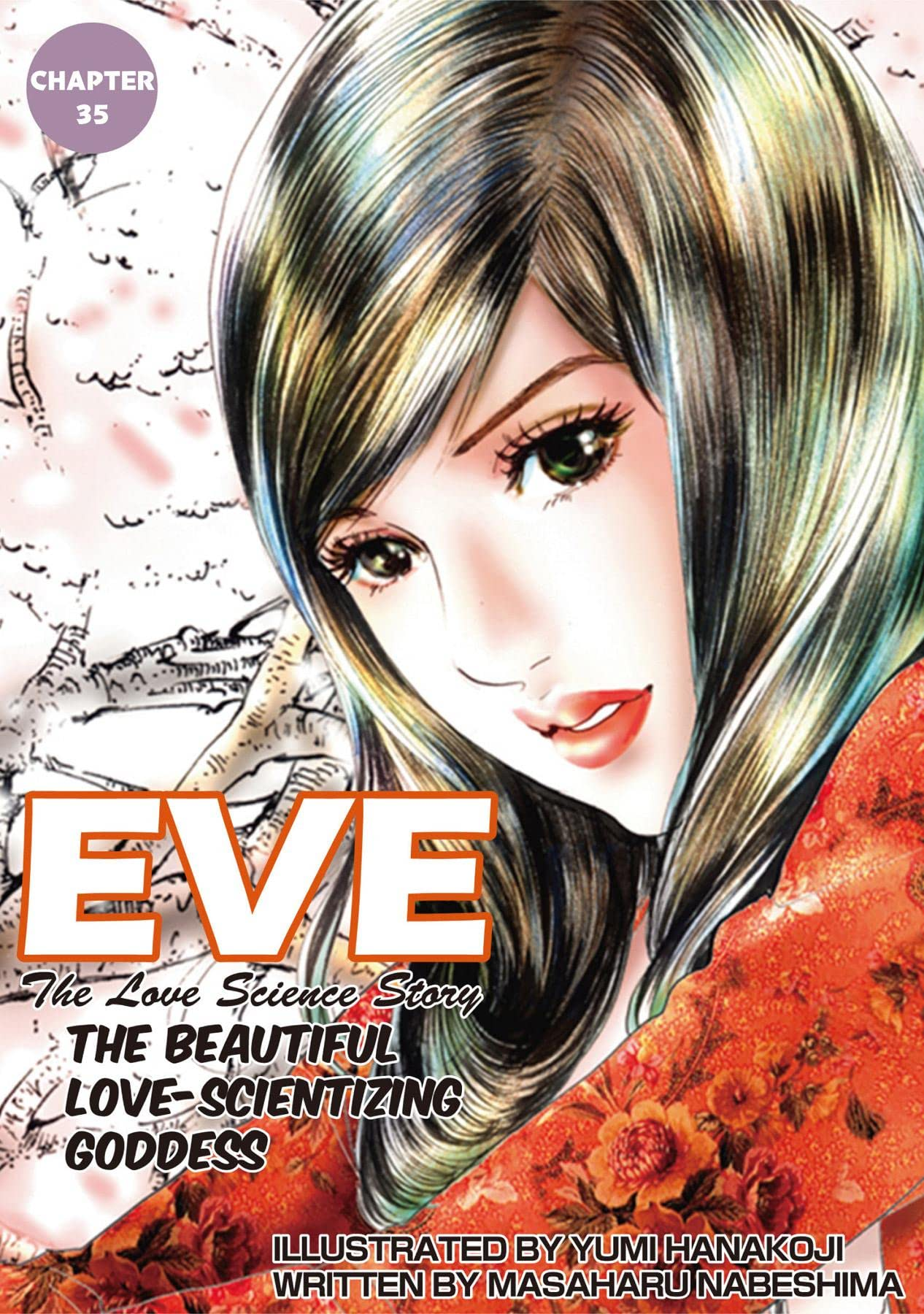 EVE:THE BEAUTIFUL LOVE-SCIENTIZING GODDESS #35