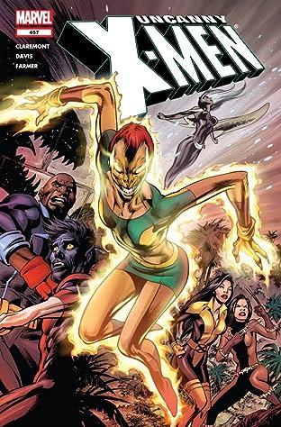 Uncanny X-Men (1963-2011) #457