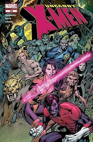 Uncanny X-Men (1963-2011) #458