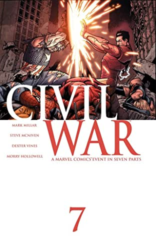 Civil War No.7 (sur 7)