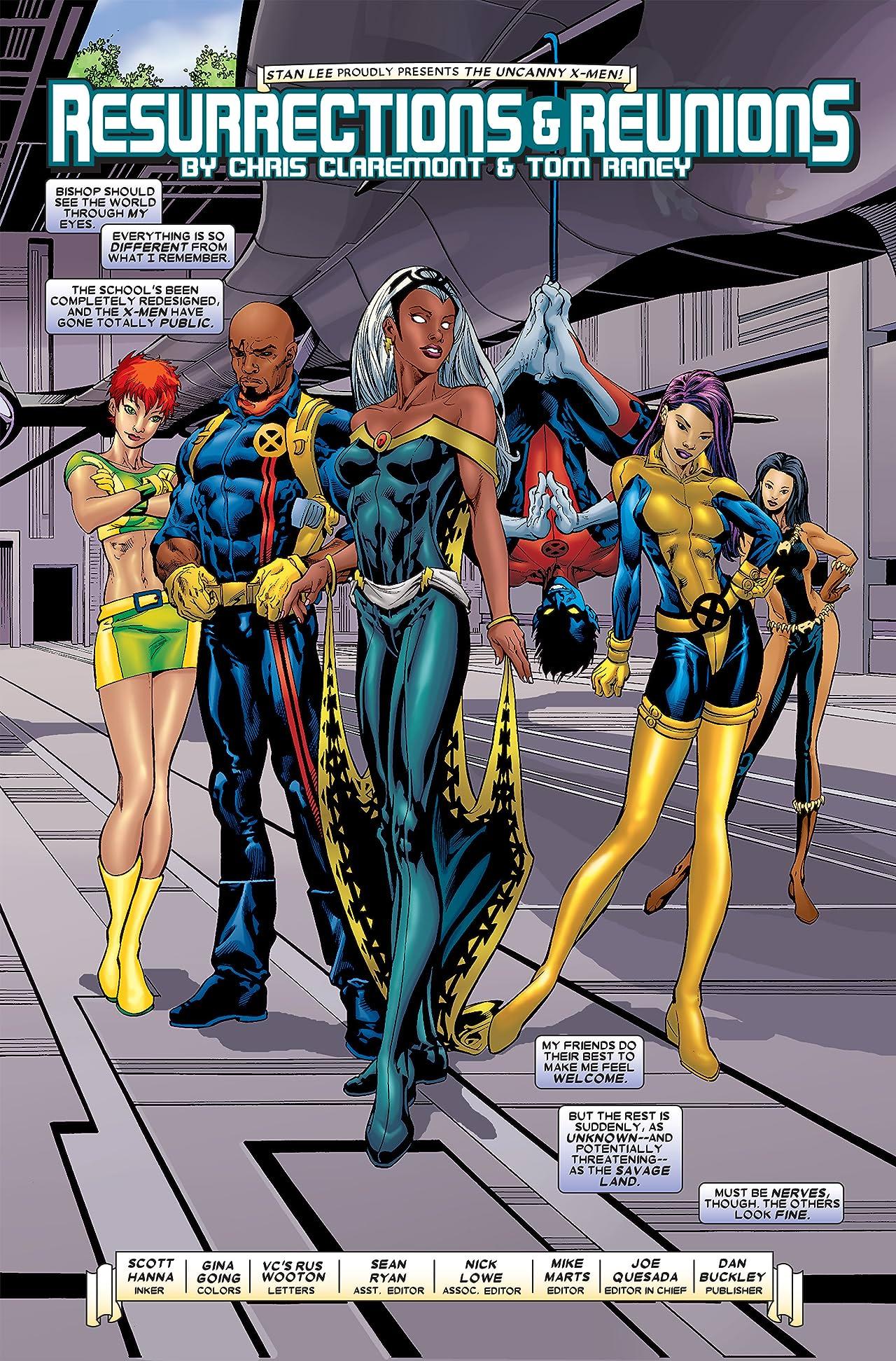 Uncanny X-Men (1963-2011) #460