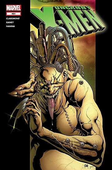 Uncanny X-Men (1963-2011) #461