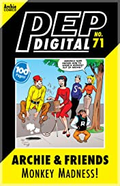 PEP Digital #71: Archie & Friends Monkey Madness!