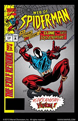 Web of Spider-Man (1985-1995) #118