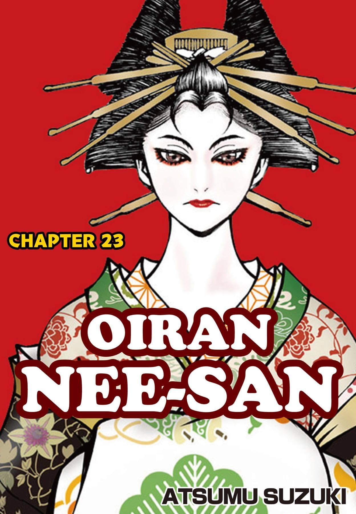 OIRAN NEE-SAN #23