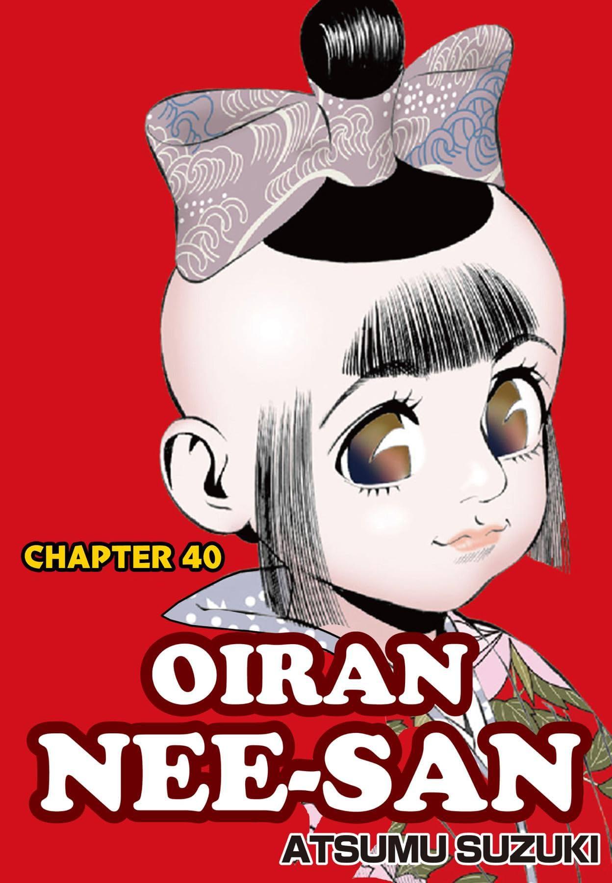 OIRAN NEE-SAN #40