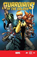 Guardians of the Galaxy (2013-) #10