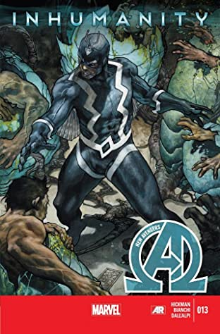 New Avengers (2013-2015) No.13.INH