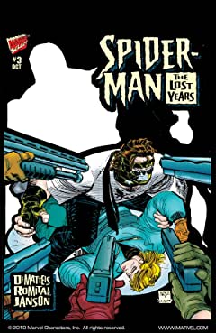 Spider-Man: The Lost Years #3