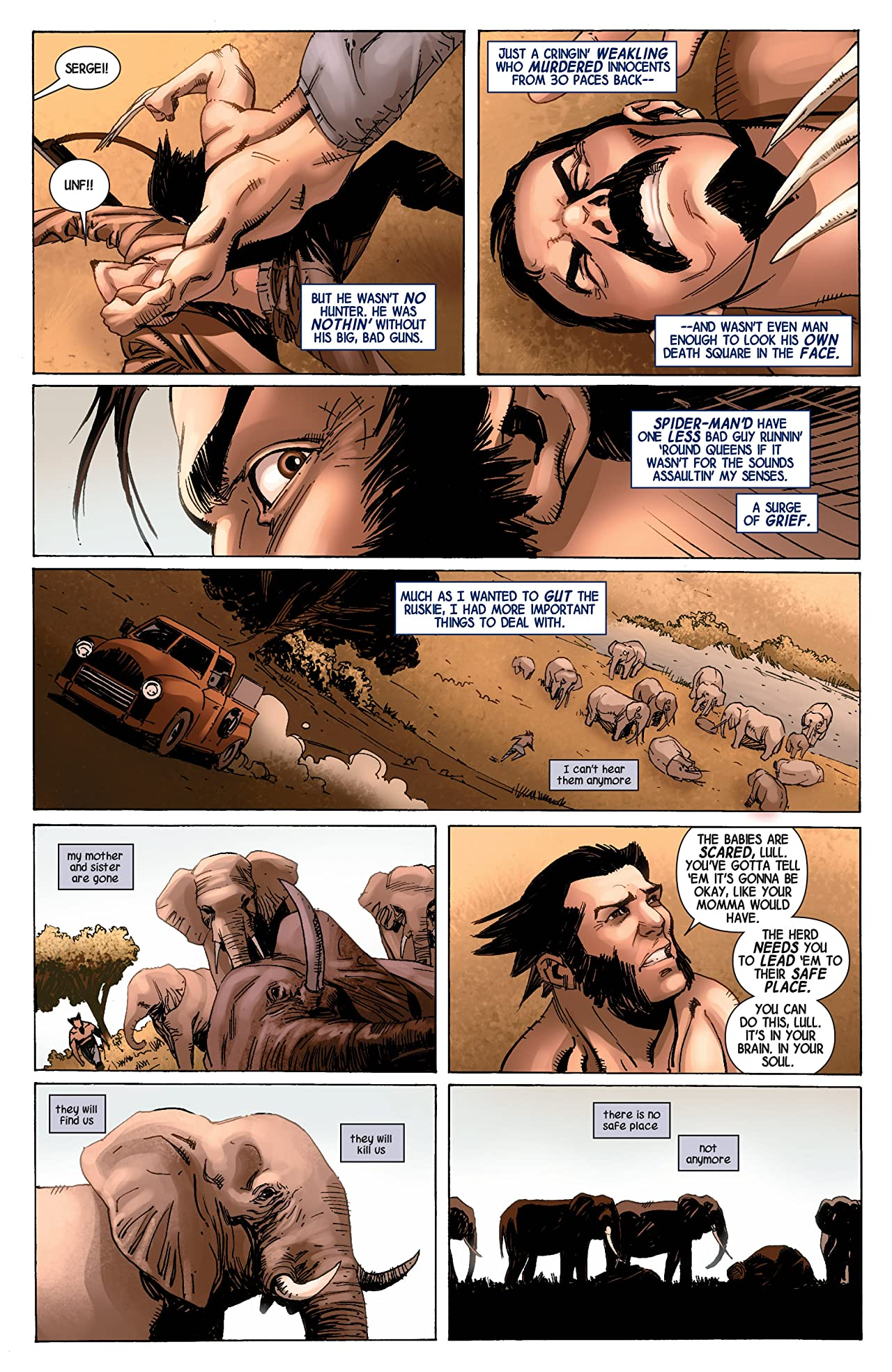 Savage Wolverine #13