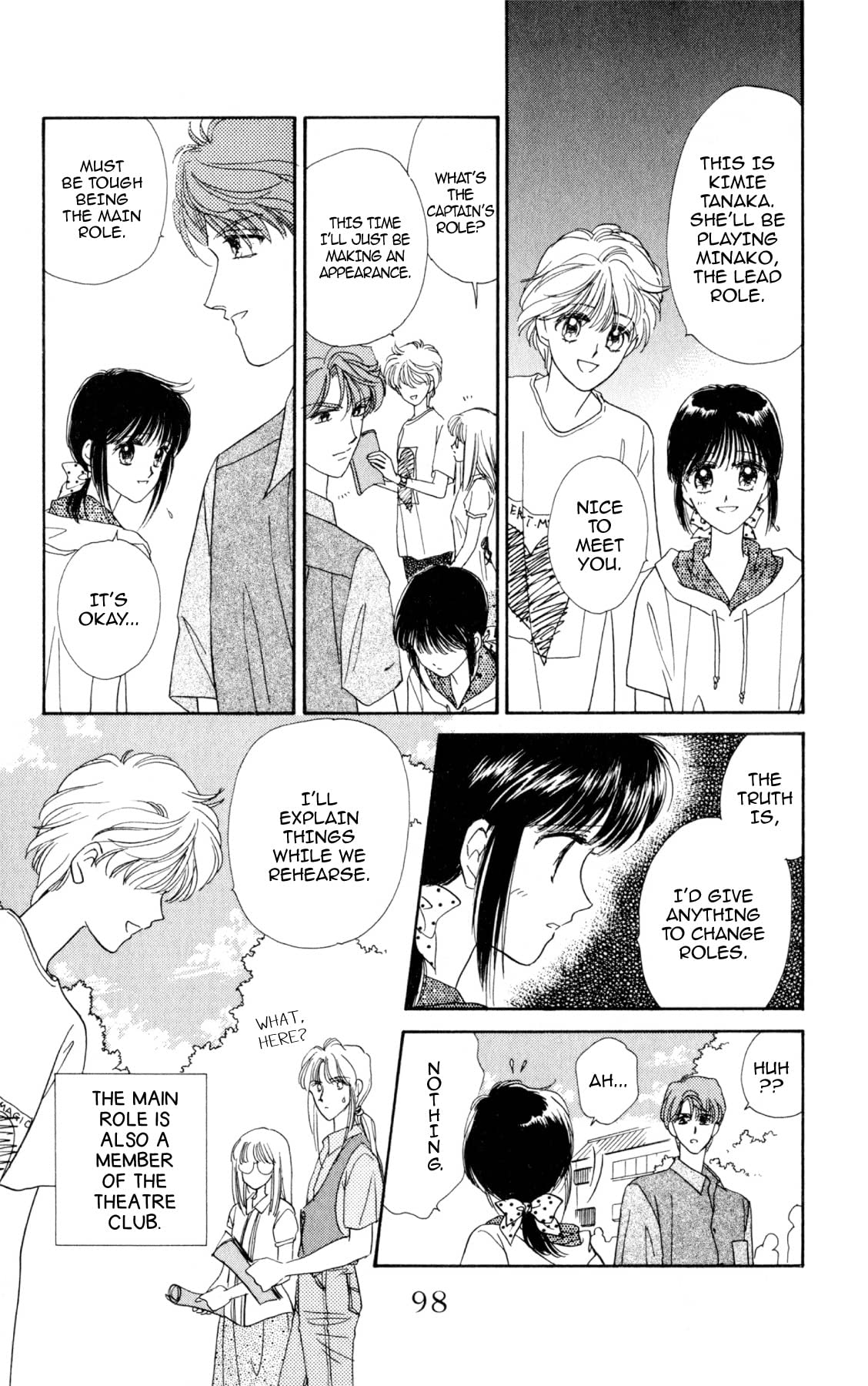 SUZUNARI HIGH SCHOOL DETECTIVE CLUB #11