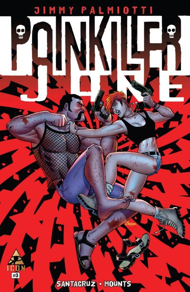 Painkiller Jane: The Price of Freedom #3