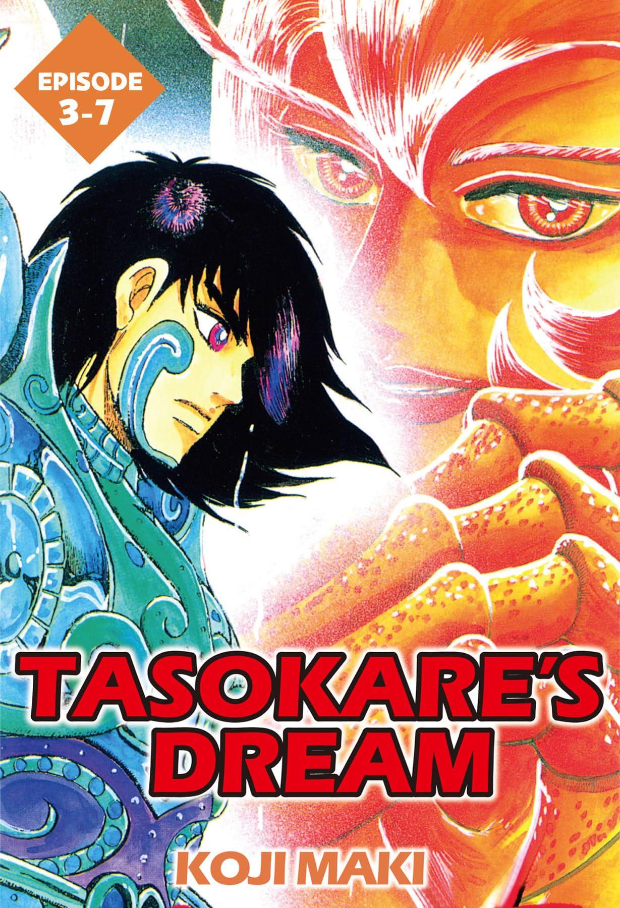 TASOKARE'S DREAM #21