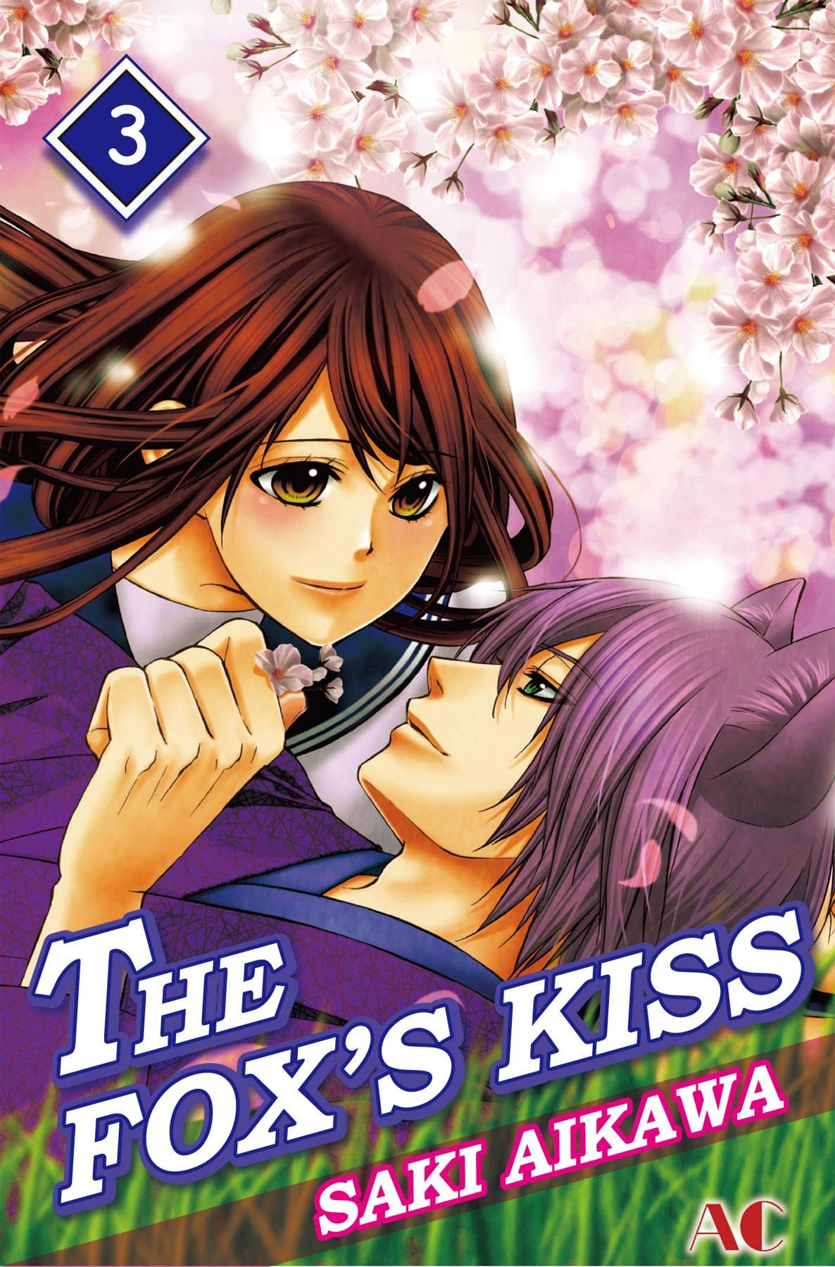 THE FOX'S KISS Vol. 3