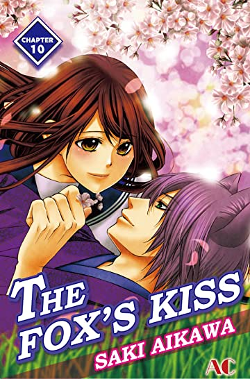 THE FOX'S KISS #10