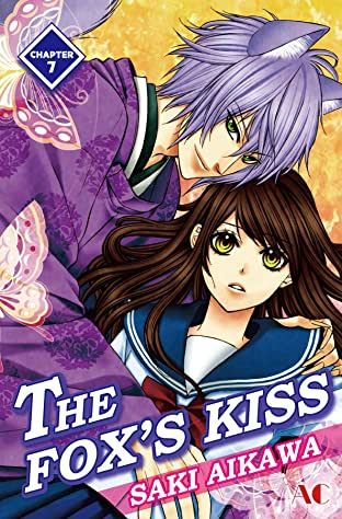 THE FOX'S KISS #7