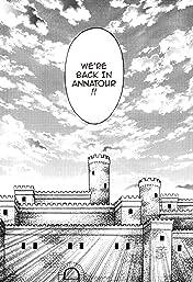 THE LEGEND OF ANNATOUR Vol. 4