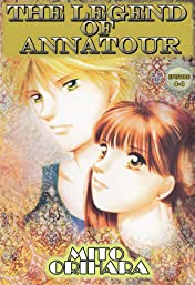THE LEGEND OF ANNATOUR #25