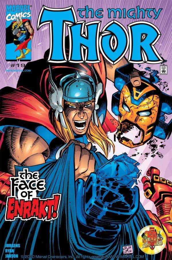 Thor (1998-2004) #19