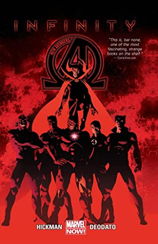 New Avengers Tome 2: Infinity