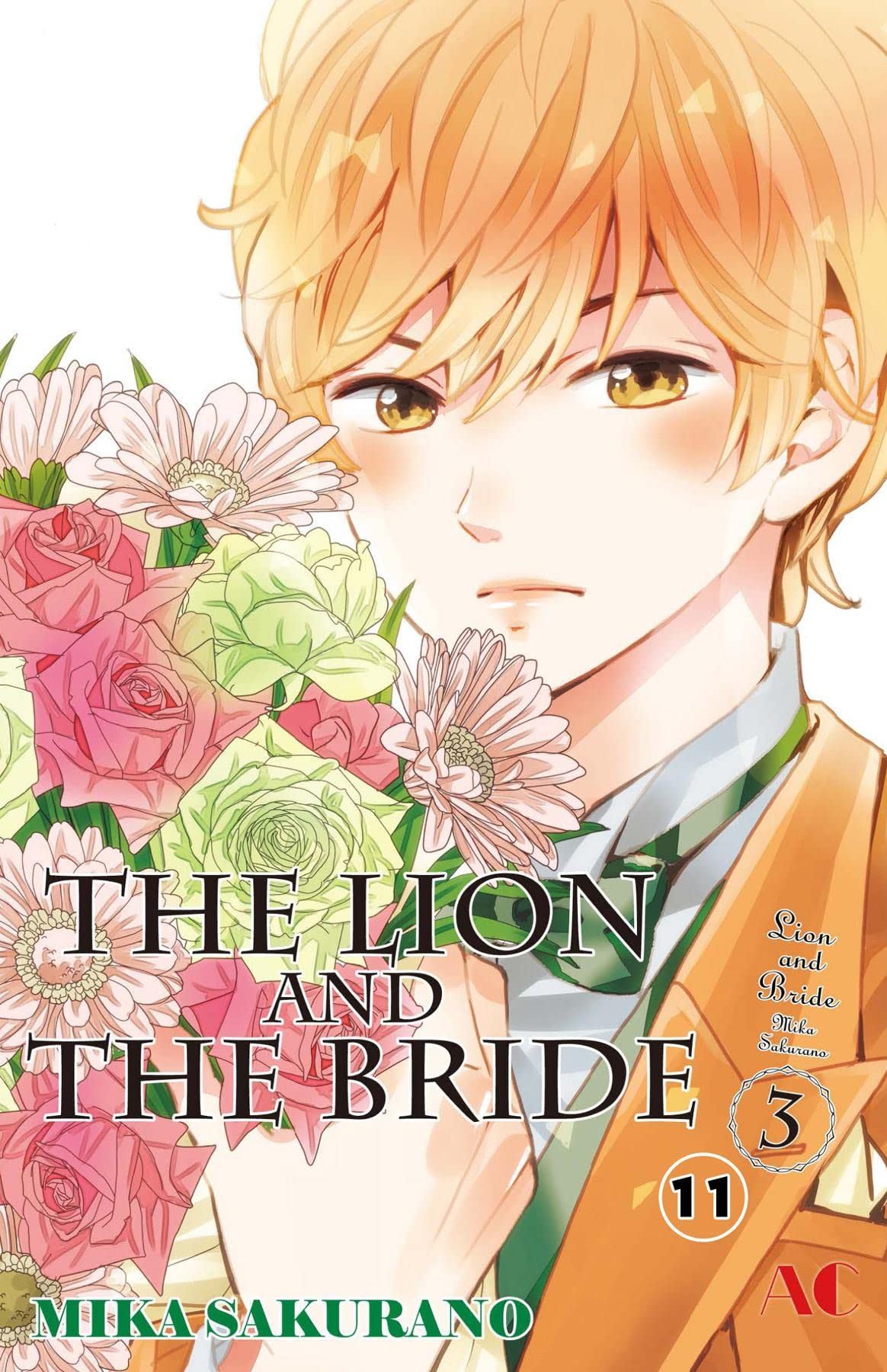 The Lion and the Bride #11