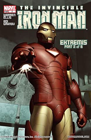 Iron Man (2004-2007) No.2