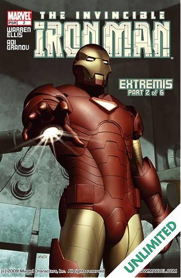 Iron Man (2004-2007) #2