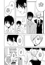 The Vampire and the Virgin Rose (Yaoi Manga) #2