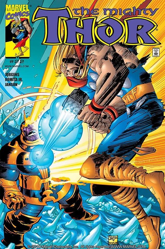 Thor (1998-2004) #22