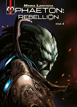 Phaeton: Rebellion No.4
