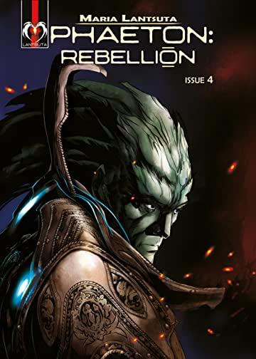 Phaeton: Rebellion #4