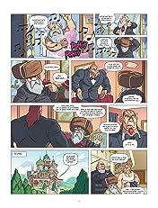 Les Aventures de Teddy Riner Vol. 3: L'Île de l'Enfer