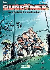 Les Rugbymen Vol. 14: On a déboulé à Marcatraz !