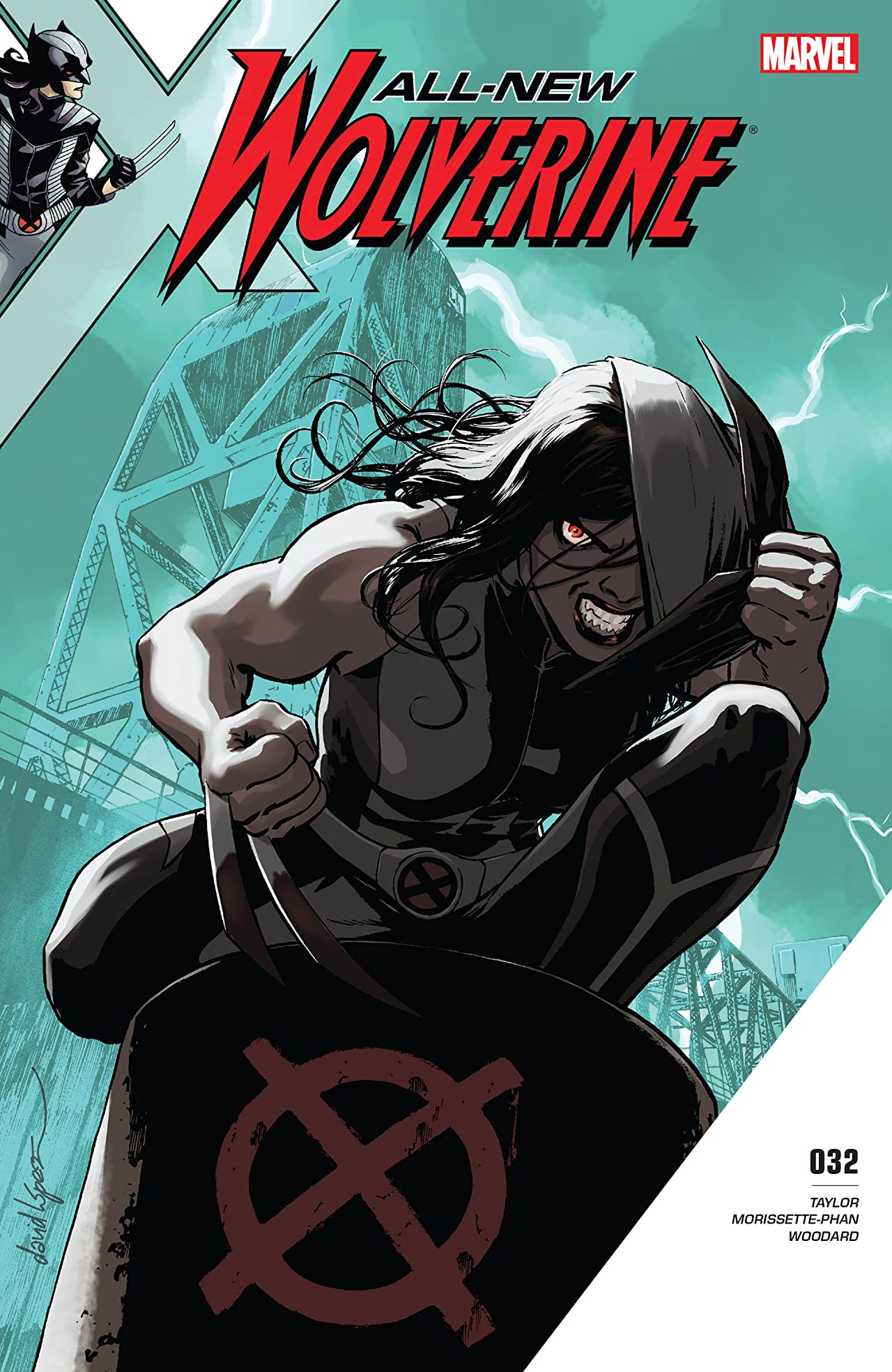 All-New Wolverine (2015-2018) #32