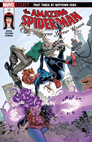 Amazing Spider-Man: Renew Your Vows (2016-) #17